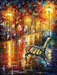 Thoughts by Leonid Afremov by Leonidafremov