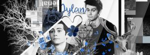 Dylan O'Brien Facebook timeline cover by Me0w12