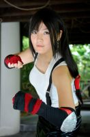 Tifa Lockhart: Attack by SakuMiyuku
