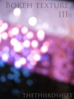 Bokeh Texture Pack 3 by thethiirdshift