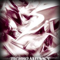 Techno Abstract Brushes by analeewon