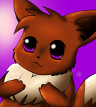 Eevee by MaplerofSyrup