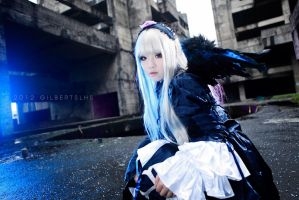 Suigintou by gilbertslhs
