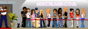 welcome to Derchland CLUB by booqym