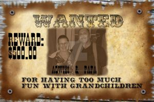Wanted Grandparents by Sariebear20
