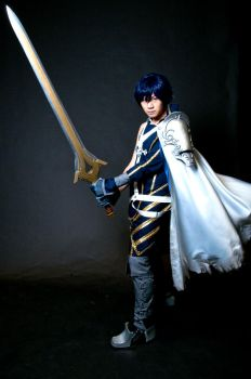 Chrom - Captain of The Shepperds by Tmmeh