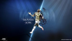 Moussa Sow by tenha