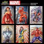 Marvel Premiere cards 7 by shaotemp