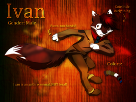 Ivan Ref Commission by Urnam-BOT