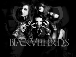 Black Veil Brides Wall6 by kayelle89