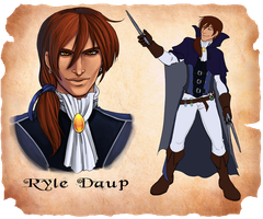 Ryle Daup - Redux by ultema