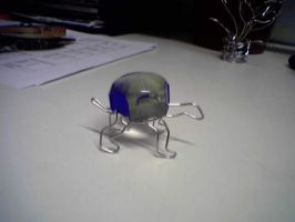 paperclip turtle by thedens