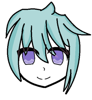 My new ANIME style owo by SweetStar990