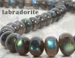 Labradorite - 2 by BeadsofCambay