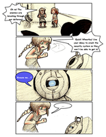 Wheatley's Idiocy by Chibilisous2