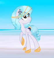 Beach Pony Auction: Open by Emeraldy-Dust