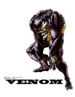 Sunset Venom by ParisAlleyne