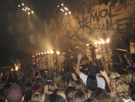My Chemical Romance Live by tugISemo