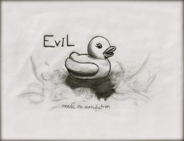 Mr Duck by Fig53