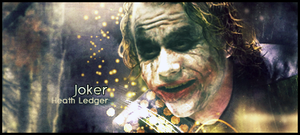 Joker Signature by panalecs