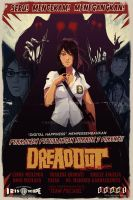 DreadOut 70s Poster by bangbez