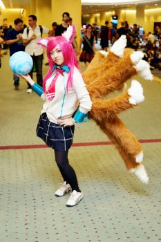 Academy Ahri Fan Expo 2015 #01 by Lightning--Baron
