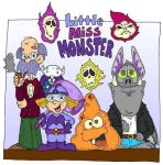 Little Miss Monster by Lordwormm