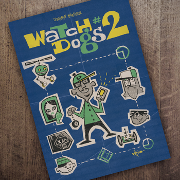 Watch Dogs 2 by ElPino0921