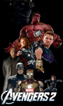 Avengers 2 - Movie Poster by therealOrkie