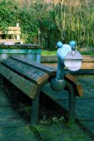 Horse Bench. by xchingx