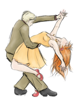 ballroom dancing by jcho