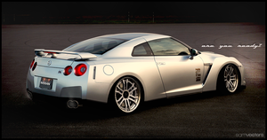 Quick GT-R by Ophideus