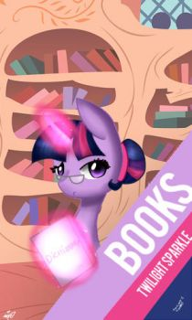 (mlp) Books Rules by Sashapie400