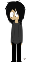 Jeff In disguise by ask-jeff-teh-killer