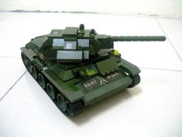 T-34 Russian WWII Medium Tank 2 by SOS101
