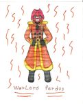 Gift - Warlord Pardus by Star-Ninja