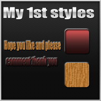 My 1st Styles by ariimage