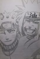 Naruto: The Good Old Days by xBROTHERxFEZELx