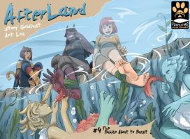 AfterLand 4 Available Now by PawFeather