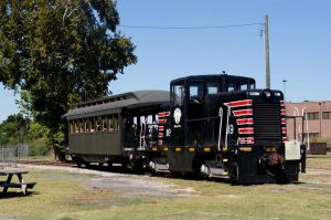 Claremont Concord Railroad 119 by JamesT4