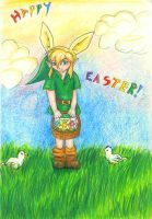 Bunny Link by bladesfire