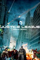 Justice League Theatrical Poster by PaulRom