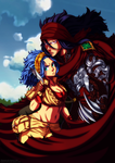 Fairy Tail_Gajevy - Guardians by AnimeFanNo1