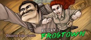 OL: Return to Frogtown by kitsune2022