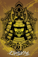 samurai guard by darkvect0r