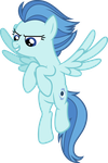 Party Favor Night Glider by blah23z