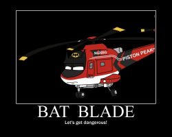 Demote: Bat Blade by Storm137