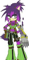 Steampunk Malice by C8LIN-The-Hedgie