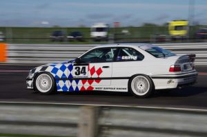 BMW Racer by gridart