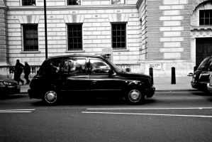 British Cab, London GB by mitomanlien2412